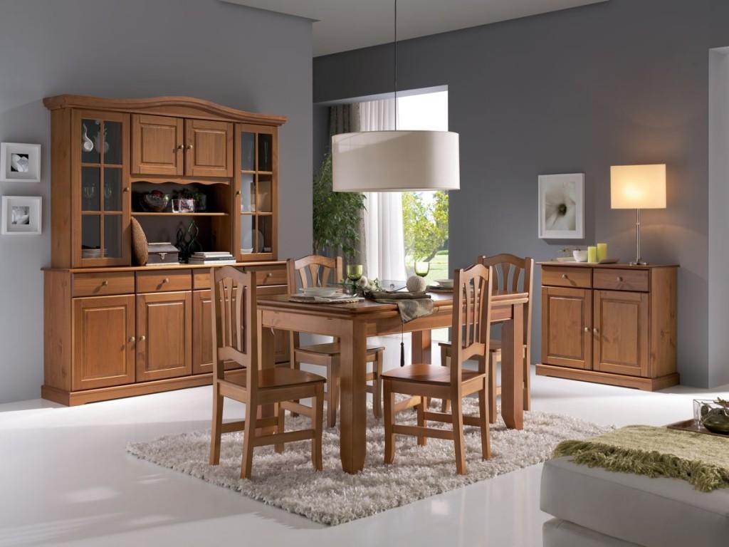 La calidez de las tonalidades oscuras muebles en madera - Colores de muebles ...