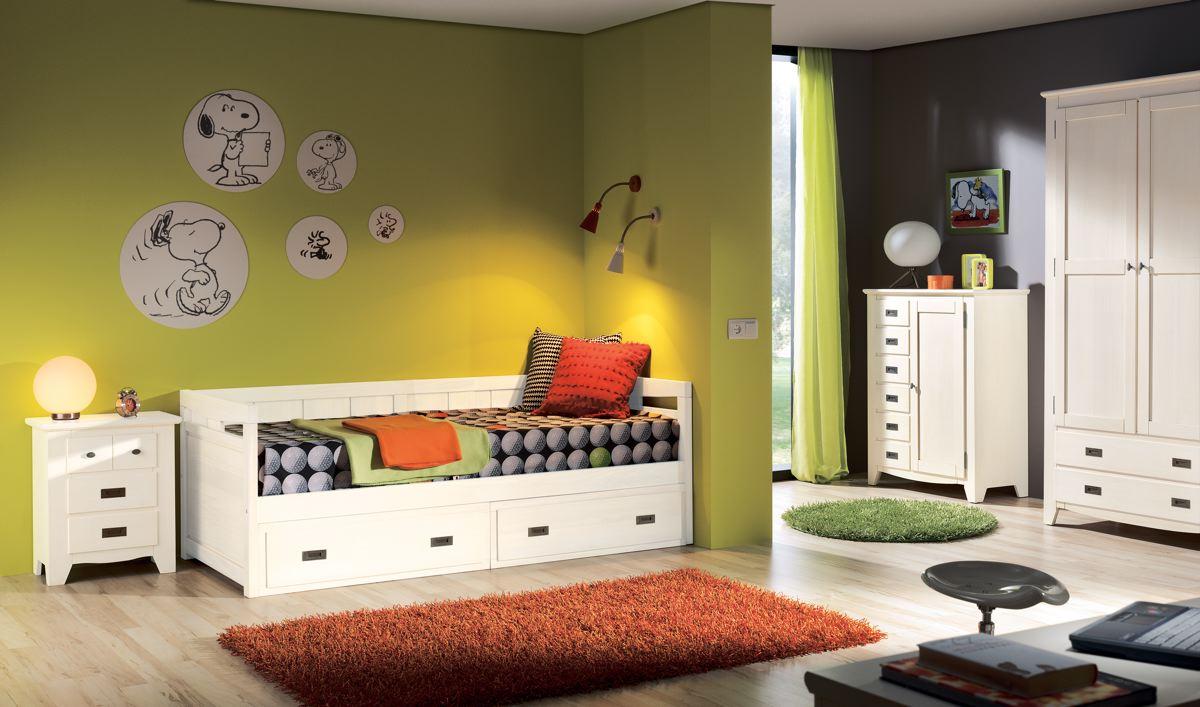 Modern muebles en madera - Muebles para habitaciones pequenas juveniles ...